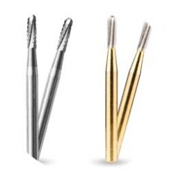 Metal Cutting Crown Cutter Burs (0)